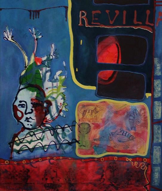 , 'On Earth as it is in Heavens,' , Castlegate House Gallery
