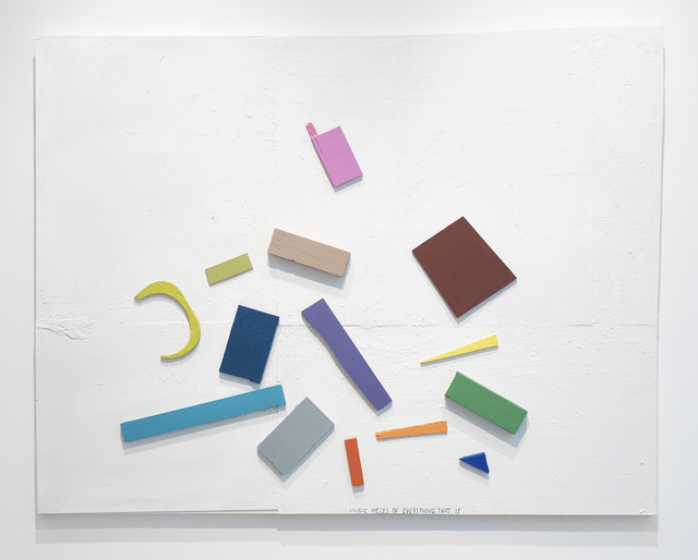 , 'Mental Window Painting #1,' 2012, Mitchell-Innes & Nash