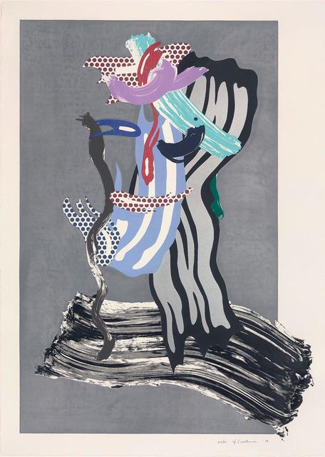 , 'Grandpa (Brushstroke Figures),' 1989, Galerie Raphael