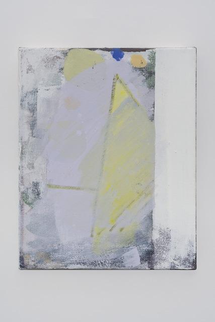 , 'Untitled 10,' 2016, Galerie Antoine Ertaskiran