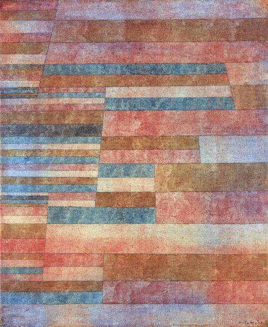 , 'Steps,' 1929, Tate
