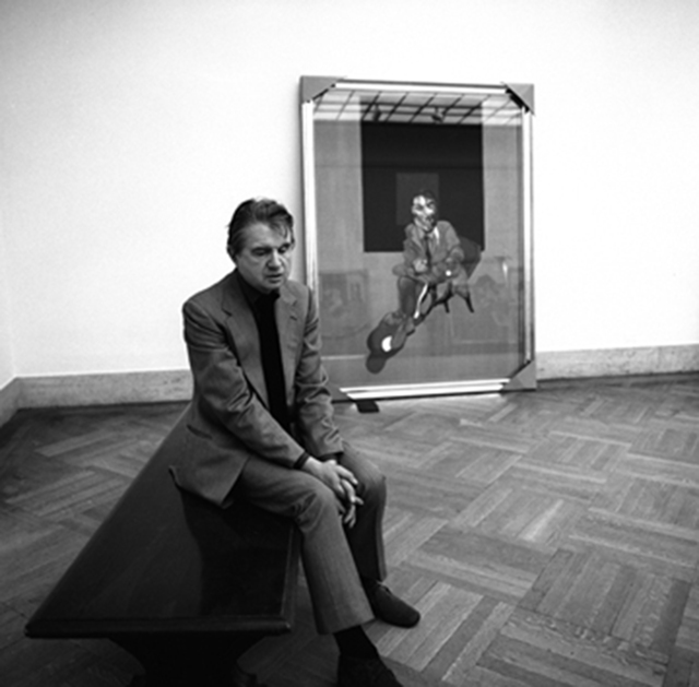 , 'Francis Bacon at the Metropolitan Museum of Art, New York,' 1975, Staley-Wise Gallery