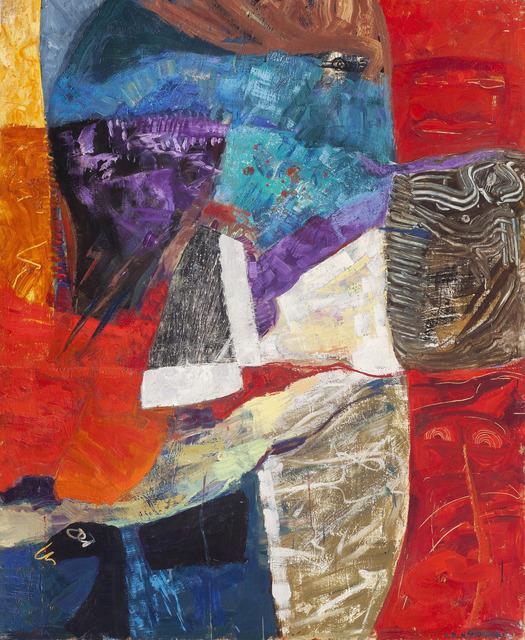 , 'Senza Titolo V,' 1991-1994, Bill Lowe Gallery