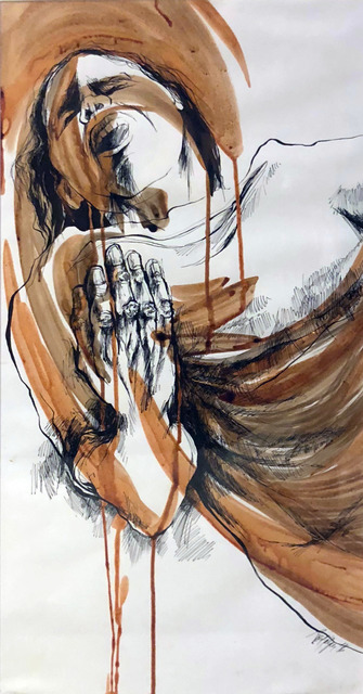 , 'Ululation of Hearts,' 1986, Machamux