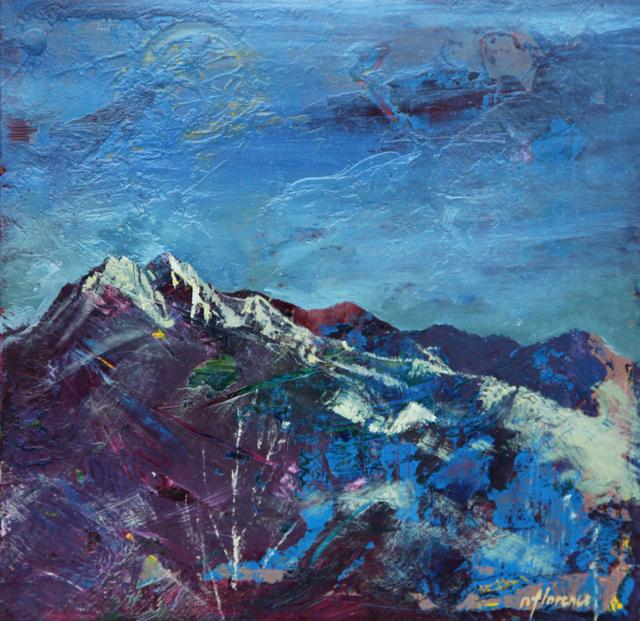 , 'Maren's View,' 2017, Modern West Fine Art