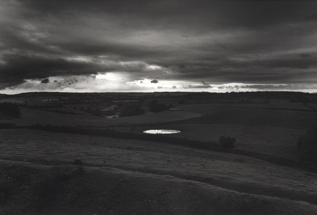 , 'Dew-pond by Iron Age hill fort, Somerset,' 1988, Hamiltons Gallery