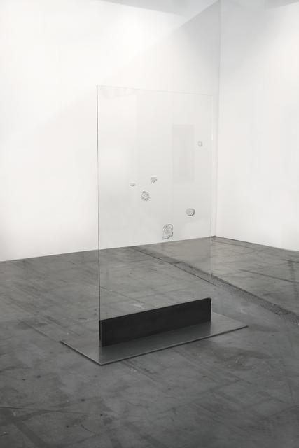 , 'Verre soufflé,' 2015, 22,48m2