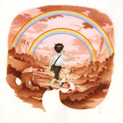 Victor Castillo, 'Double Rainbow', 2012, KP Projects