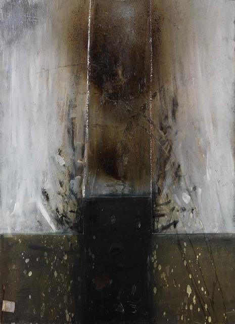 , 'Fire Painting IX,' 2017-2018, Osborne Samuel