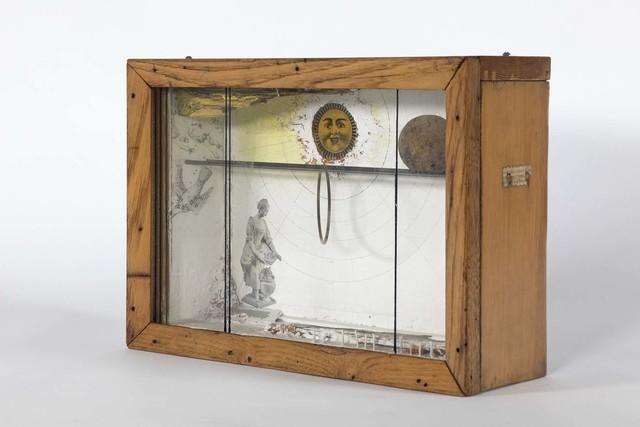 , 'Untitled (Sun Box),' ca. 1958, Michael Rosenfeld Gallery