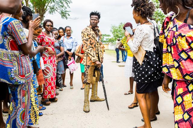 , 'Isam,' 2016, Africa Bomoko