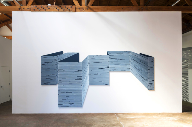 , 'Fold #14,' 2018, DENK Gallery