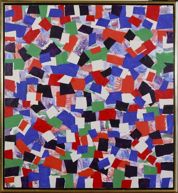 Joseph Glasco, 'Untitled', 1978-1981, WOLFS