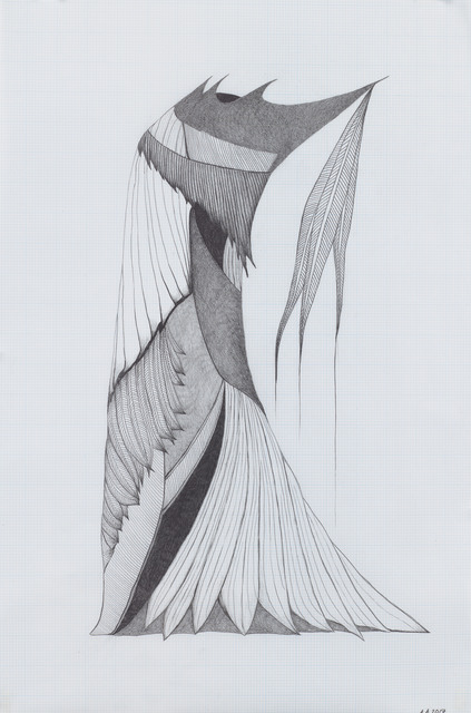 , 'Headdress for an Empress (drawing),' , Leila Heller Gallery