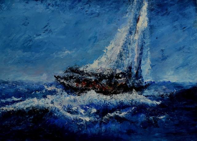 , 'Sobre las Olas,' 2012, ACCS Visual Arts