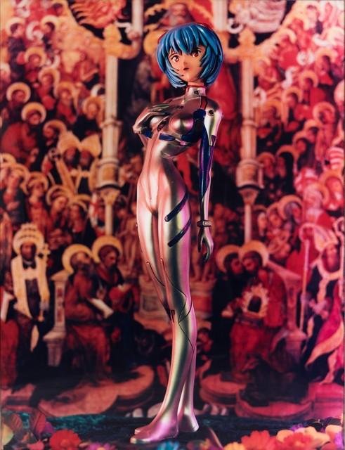 Hong Tung-Lu, 'Evangelion: Ajanami Rei', 2001, Cambi