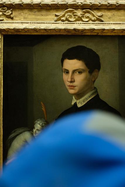 , 'Bronzino,' 2015, Galerie Chantal Crousel