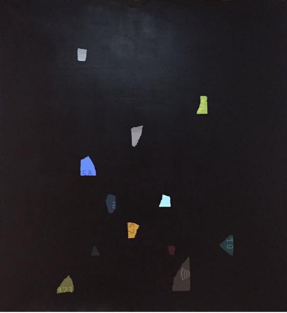 , 'Mastercard Black,' 2016, Casa Nova Arte e Cultura Contemporanea