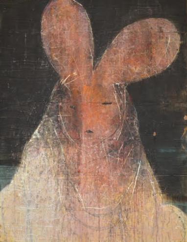 , 'Rabbit,' 2015, Dillon + Lee