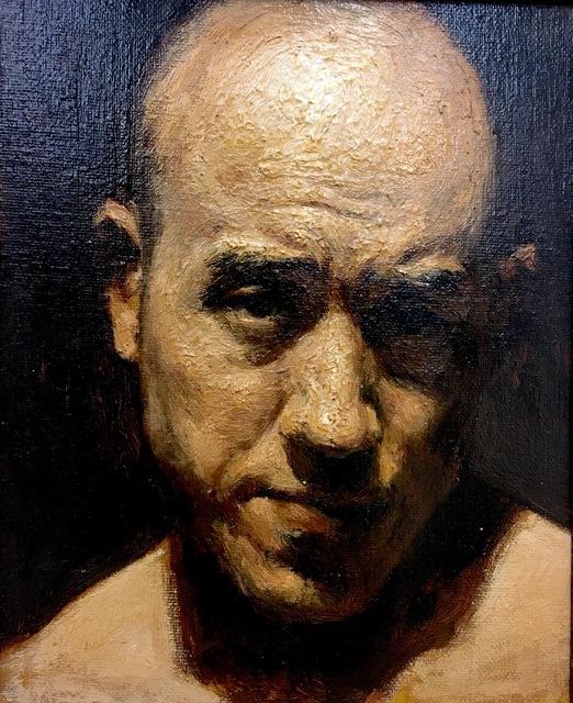 Seongjin Kim, 'Self-Portrait', 2012, Robert Kananaj Gallery