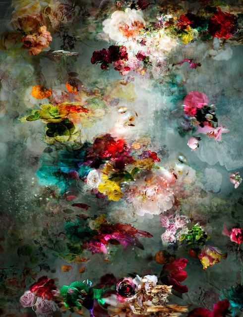 , 'Songs for Dead Heroes #5,' 2017, Muriel Guépin Gallery
