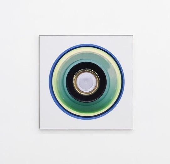, 'White Kokomo L4,' 2015, Galerie Clemens Gunzer