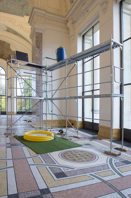 , 'El Salto,' 2016, Michel Rein Paris/Brussels