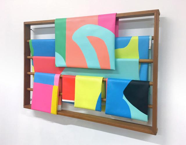 , 'Steps and Picket Sign,' 2017, Galerie Antoine Ertaskiran