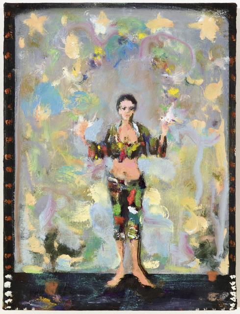 , 'Performer,' 2015, Galerie Eva Presenhuber