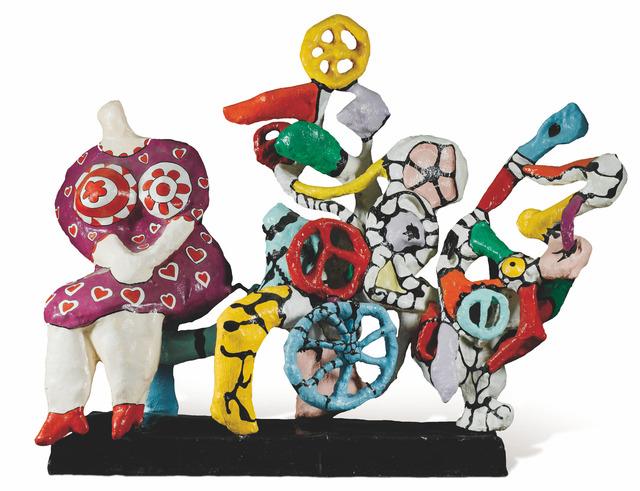 , 'La machine à rêver,' 1970, Opera Gallery
