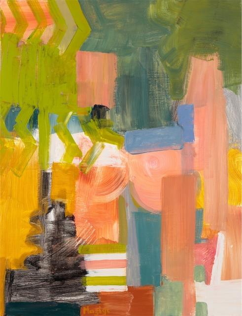 , 'Zig zag,' 2016, Art On 56th