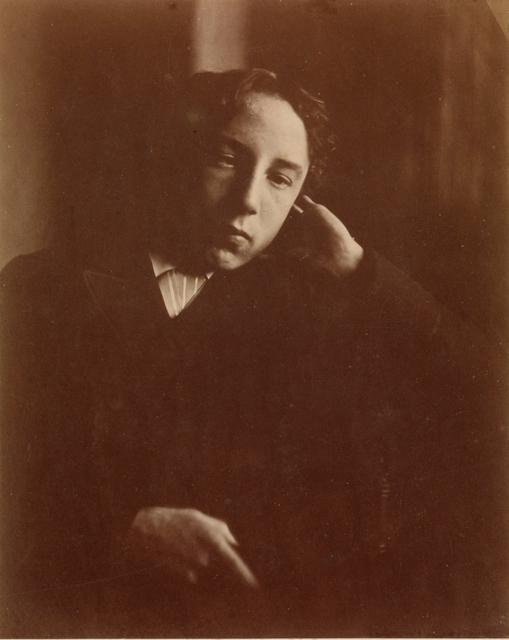 , 'Henry Herschel Hay Cameron, Son,' ca. 1867, Robert Hershkowitz