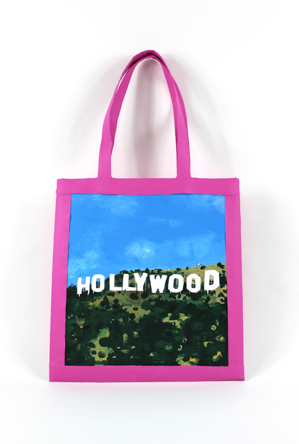 , 'Hollywood Tote,' 2018, Galerie Droste