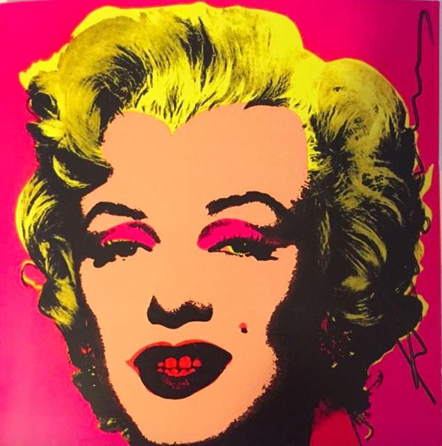 Andy Warhol, 'Marilyn Invitation (Castelli Graphics)', 1981, Print, Screenprint on Lenox Museum Board, Revolver Gallery