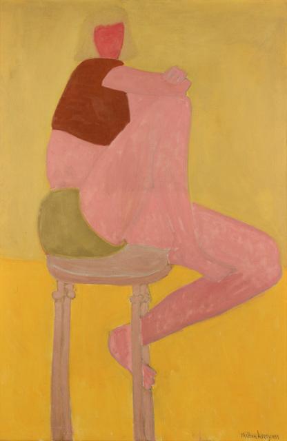 , 'Brown Bolero,' 1957, Alexandre Gallery