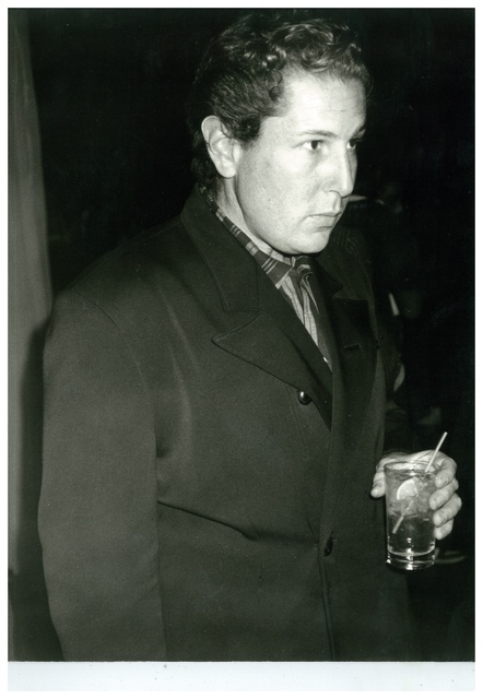 Andy Warhol, 'Julian Schnabel', ca. 1980, Photography, Silver Gelatin Print, Hedges Projects