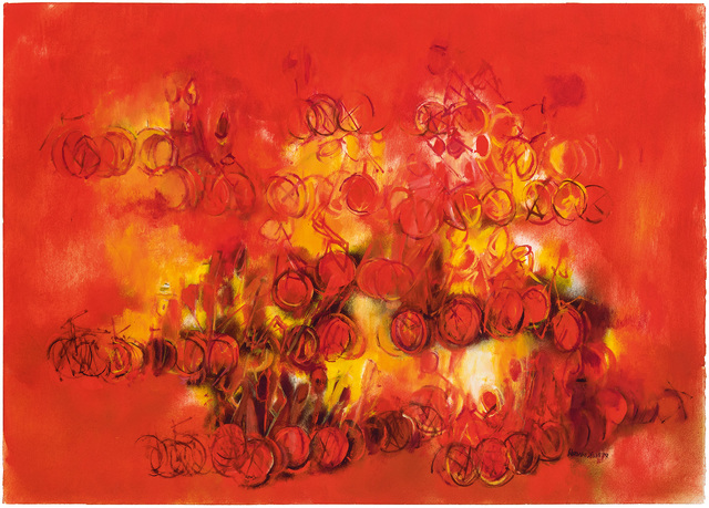 Norman W. Lewis, 'Untitled', 1978, Michael Rosenfeld Gallery