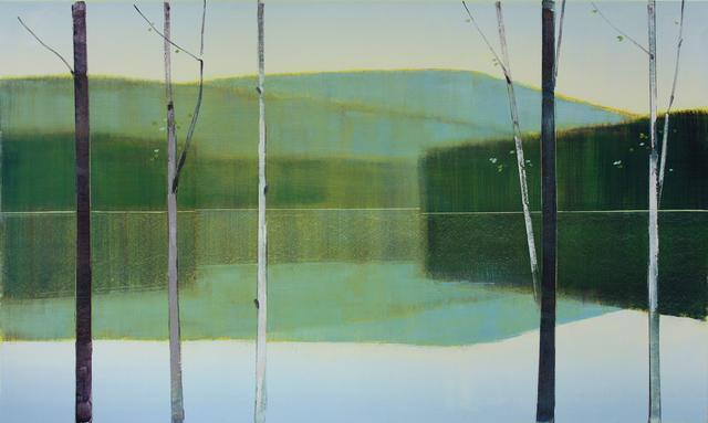 "Stephen Pentak, '""2017, VII.I""', 2017, The Haen Gallery"