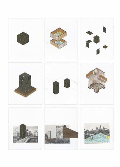 , 'Materia y espacio,' 2017, Rafael Ortiz