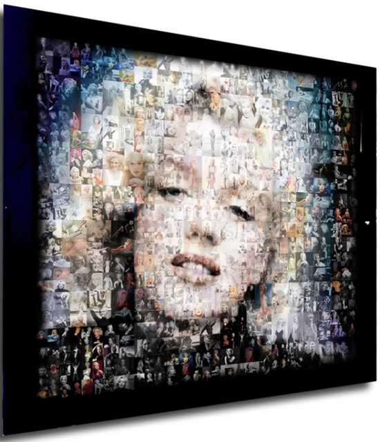 , 'Icon Series - Marilyn Blues ,' 2012, The McLoughlin Gallery