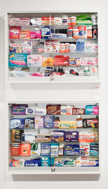 , 'His & Hers Cabinet (Set),' 2016, Station 16 Gallery