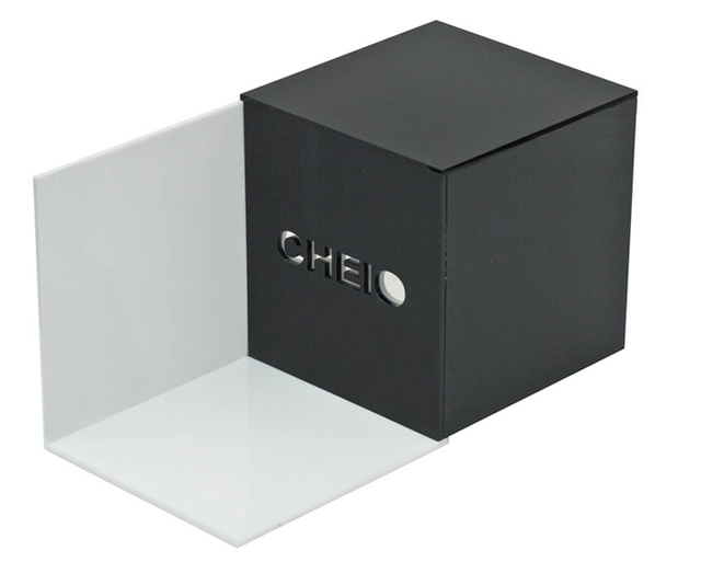 , 'CHEIO - Tridimensional ,' 2010, TramasGaleria de Arte