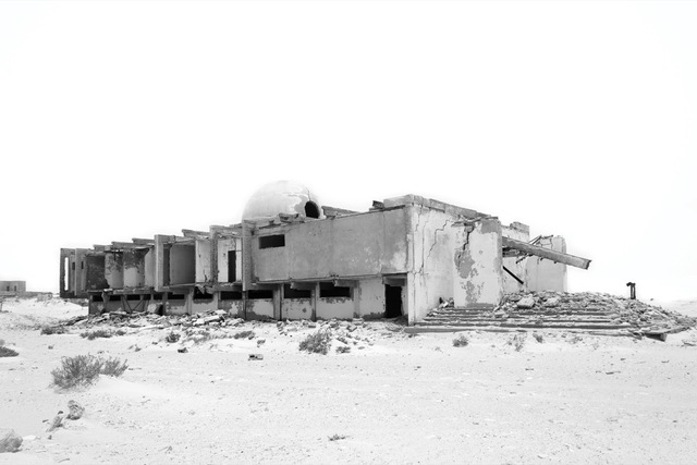 , 'The Act of Remembering, Spanish Sahara VI,' 2014, Zilberman Gallery