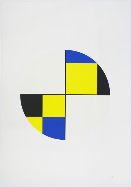 , 'Werkubersicht/Work-Overview A,' 1947-1987, Senior & Shopmaker Gallery