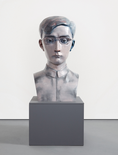 Zhang Xiaogang, 'Young Man', 2013, Phillips