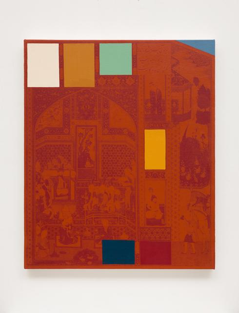 , 'Geometric Painting 19,' 2018, GNYP Gallery