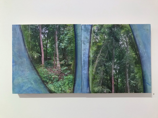 , 'Forest View,' 2019, 440 Gallery
