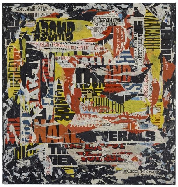 , 'Prognostication,' 2017, Resource Art