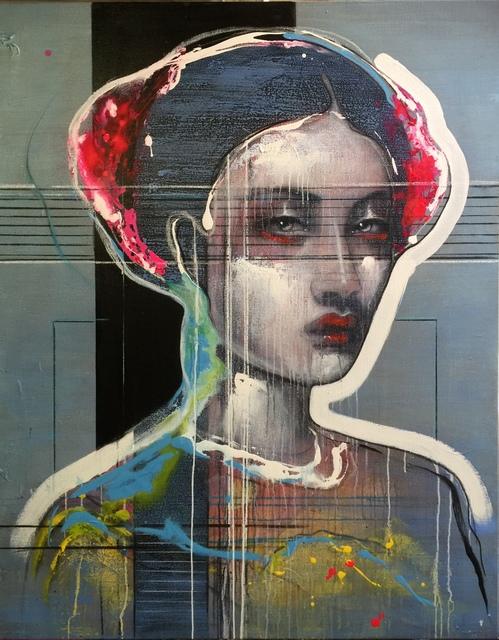 , 'Mona Lisa,' 2018, Rademakers Gallery