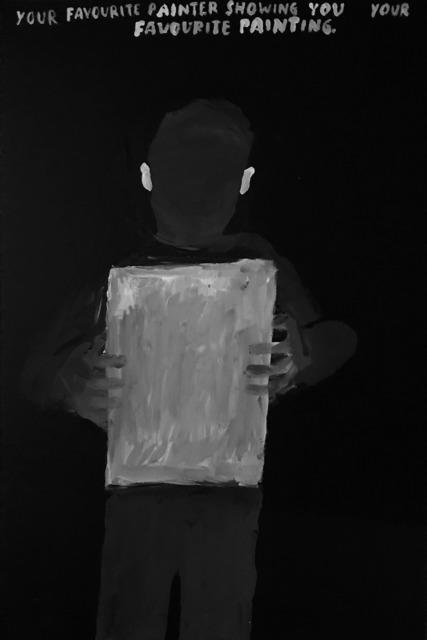 Alejandro Magallanes, 'Your Favorite Painter', 2017, Sapar Contemporary